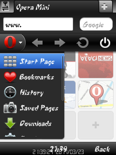 Download Opera Mini 6 Handler